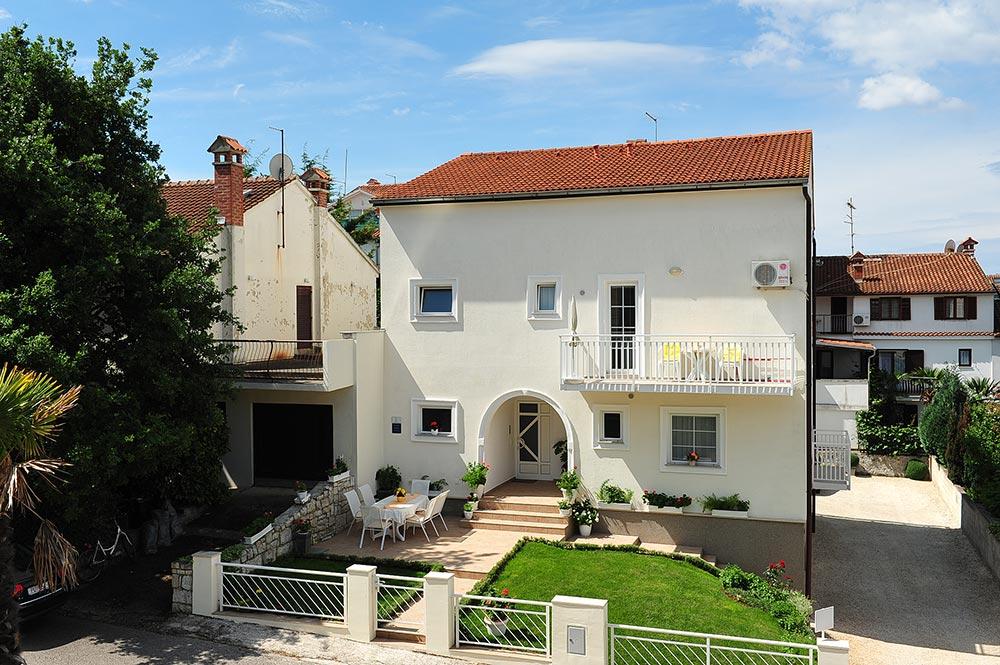 Camere kaja rovinj rovigno istria croazia for Nuove case in stile vittoriano di costruzione