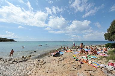 Strande Istrien Karte.Rovinj Strande Die Schonsten Strande In Rovinj Rovinj Com