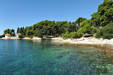 Rovinj beaches