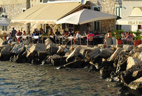 Rovinj restaurants