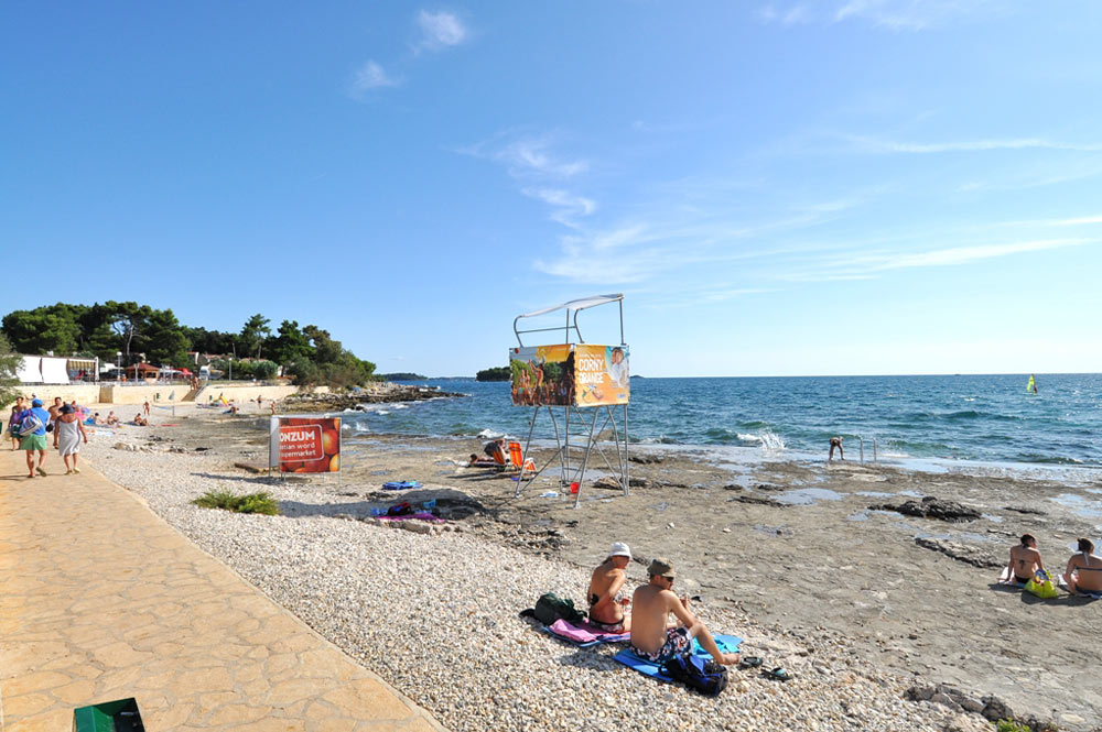 Ferienwohnungen Villa Rosa - Rovinj, Istrien, Kroatien