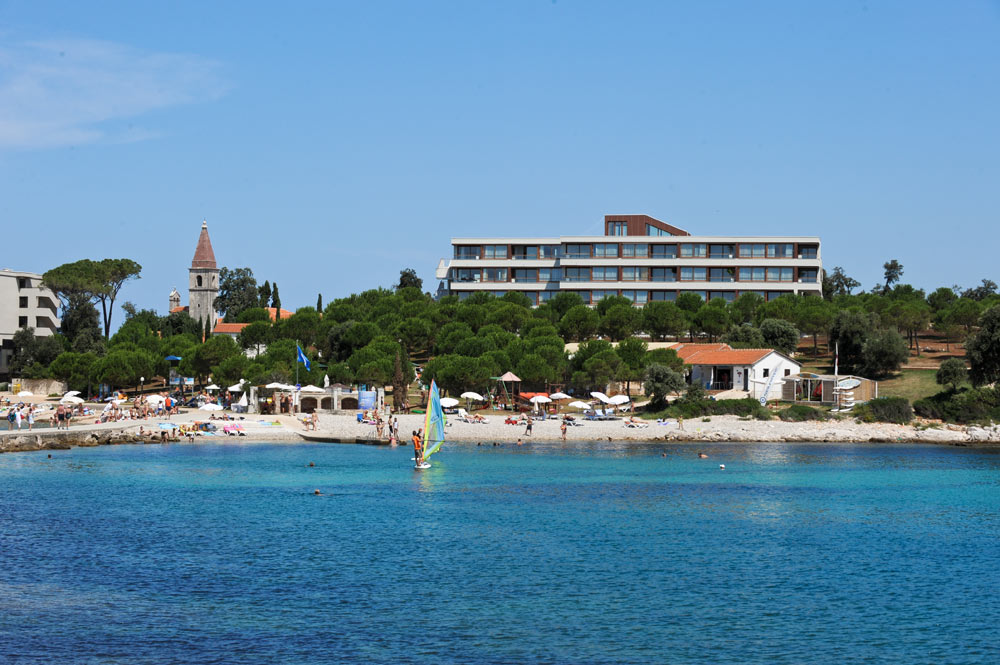 Hotel island hotel istra rovinj istria croatia rovinj suites all suite island hotel istra sisterspd