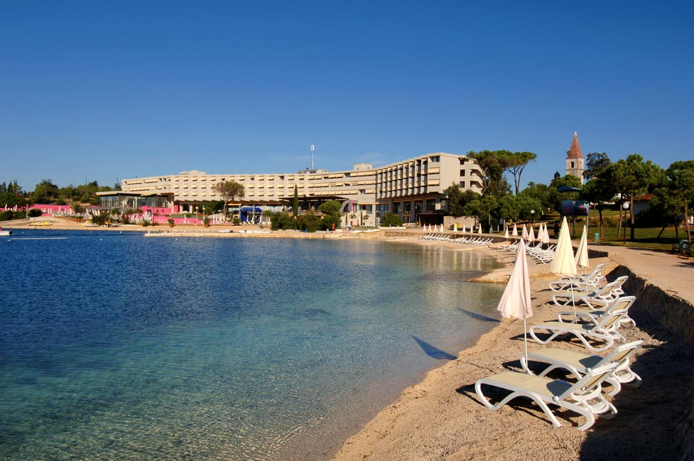 Hotel Istra St Andrew S Island Hotel Rovinj Kroatien