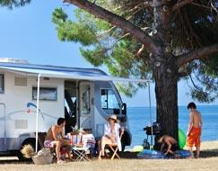 Pitch - Campsite Polari
